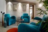 Les Menuires Location Appartement Dans Résidence Luxe Lobrodorite Duplex Réception 1
