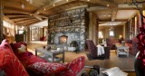 Les Menuires Location Appartement Dans Résidence Luxe Lobrodorite Duplex Réception