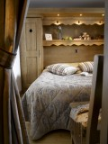 Les Menuires Location Appartement Dans Résidence Luxe Lupis Chambre