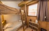 Les Menuires Luxury Rental Chalet Lalinaire Bedroom 5