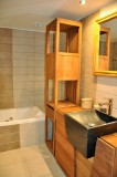 Les Menuires Luxury Rental Chalet Lalinaire Bathroom 2