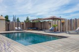 Luberon Luxury Rental Villa Leucon Pool 2