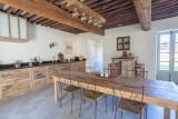 Luberon Luxury Rental Villa Leucon Dining Room 3