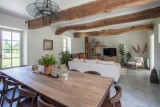 Luberon Luxury Rental Villa Leucon Living Room 2