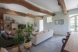 Luberon Luxury Rental Villa Leucon Living Room
