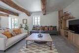 Luberon Luxury Rental Villa Leucon Living Room 3