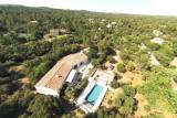 Luberon Location Villa Luxe Lime Vue