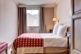 Megève Location Appartement Luxe Cafersite Chambre 2
