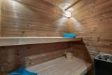 Megève Location Chalet Luxe Cajonate Sauna