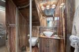 Megève Luxury Rental Chalet Cajuelite Bathroom 6