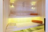 Megève Luxury Rental Chalet Cajuelite Sauna