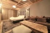 Megève Location Chalet Luxe Diophiris Chambre 3