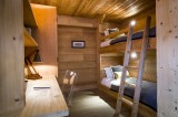 Megève Location Chalet Luxe Eye Of The World Chambre
