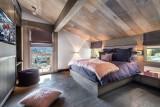 Megève Luxury Rental Chalet Sesamont Bedroom 2