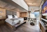 Megève Luxury Rental Chalet Sesamont Bedroom 4