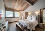 Megève Luxury Rental Chalet Sesamont Bedroom 5