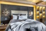 Megève Luxury Rental Chalet Sesamont Bedroom 7