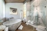 Megève Luxury Rental Chalet Sesamont Bathroom 3