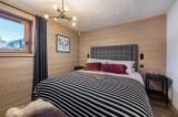 Megève Luxury Rental Chalet Sesane Bedroom