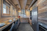 Megève Luxury Rental Chalet Sesane Kitchen