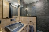 Megève Luxury Rental Chalet Sesane Shower Room