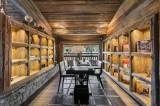 Megève Luxury Rental Chalet Sesanite Office