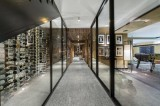 Megève Luxury Rental Chalet Sesanite Wine Cellar