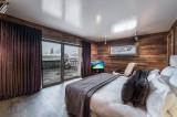 Megève Luxury Rental Chalet Sesanite Bedroom