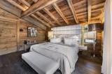 Megève Luxury Rental Chalet Sesanite Bedroom 4