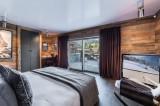 Megève Luxury Rental Chalet Sesanite Bedroom 6
