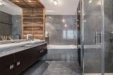 Megève Luxury Rental Chalet Sesanite Bathroom