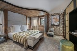 Megève Luxury Rental Chalet Sesanity Bedroom 5