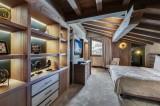 Megève Luxury Rental Chalet Sesanity Bedroom 6