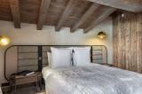 Megève Luxury Rental Chalet Sesanity Bedroom 7
