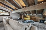 Megève Location Chalet Luxe Sesanity Coin TV