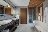 Megève Luxury Rental Chalet Sesanity Bathroom 5