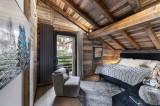 Megève Luxury Rental Chalet Sesune Bedroom 5