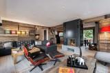 Megève Luxury Rental Chalet Sesune Living Room 4