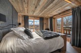 Megève Location Chalet Luxe Taxodoge Chambre
