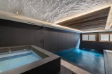 Megève Luxury Rental Chalet Taxodoge Pool