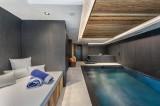 Megève Luxury Rental Chalet Taxodoge Pool 3