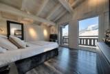 Megève Luxury Rental Chalet Telizite  Bedroom 2