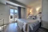 Megève Luxury Rental Chalet Telizite  Bedroom 4