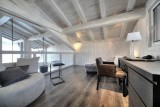 Megève Luxury Rental Chalet Telizite  Bedroom 7