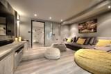 Megève Luxury Rental Chalet Telizite Cinema Room 2