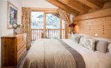 Méribel Location Chalet Luxe Macartite Chambre