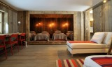 Méribel Luxury Rental Chalet Novaculite Bedroom