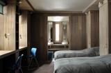 Méribel Luxury Rental Chalet Novaculite Bedroom 3