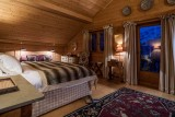 Méribel Location Chalet Luxe Ulamite Chambre