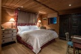 Méribel Location Chalet Luxe Ulamite Chambre 4